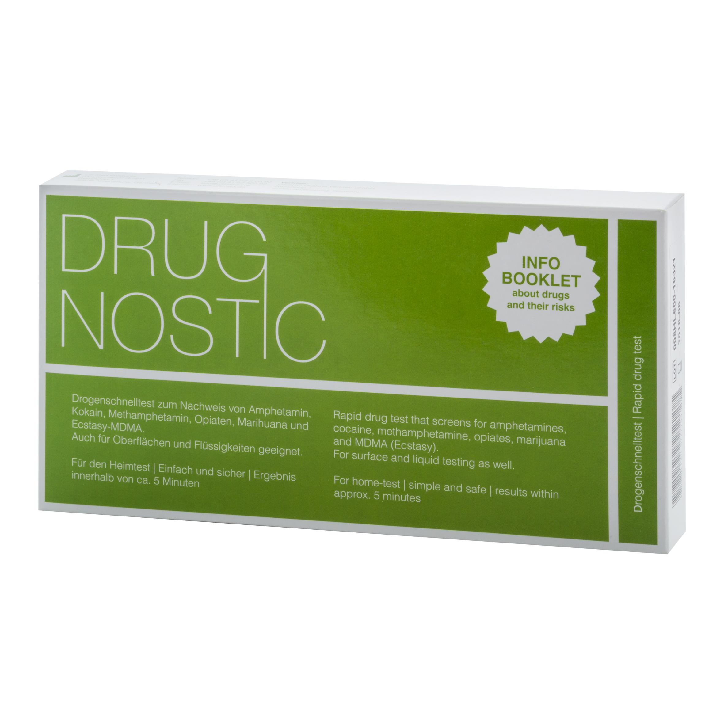 Drugnostic - Rapid drug test - ulti med Products